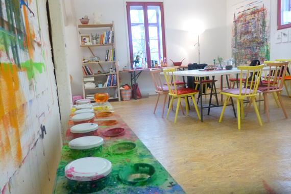 Heidi Brennenstuhl   Atelier für Kunst & Therapie